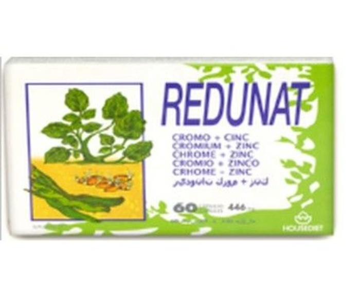Redunat Cromo + Cinc: Productos de Naturhouse