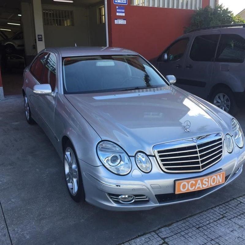 Mercedes E220CDI 170CV: Vehículos de ocasión de OCASIÓN A LAGOA
