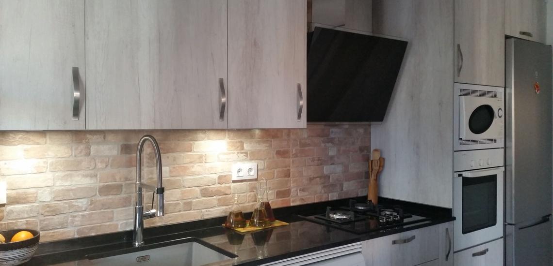 Magnífica tienda de muebles de cocina y baño en Leganés