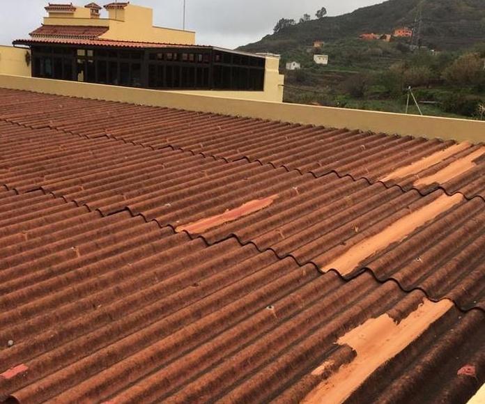 Aislamiento de tejados Las Palmas de Gran Canarias