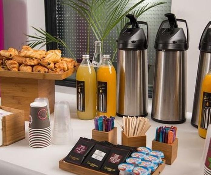 Coffee breack clásico: Menus Catering precios de Catering La Crème