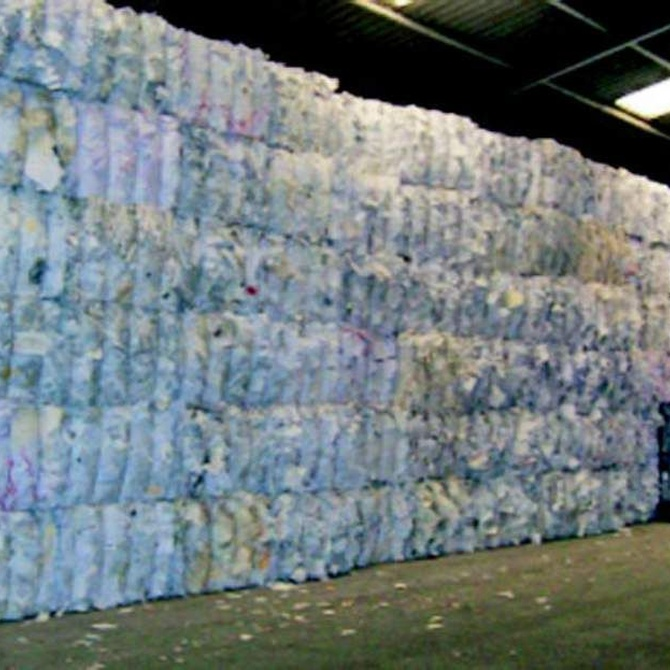 El reciclaje empezó hace 13.000 años