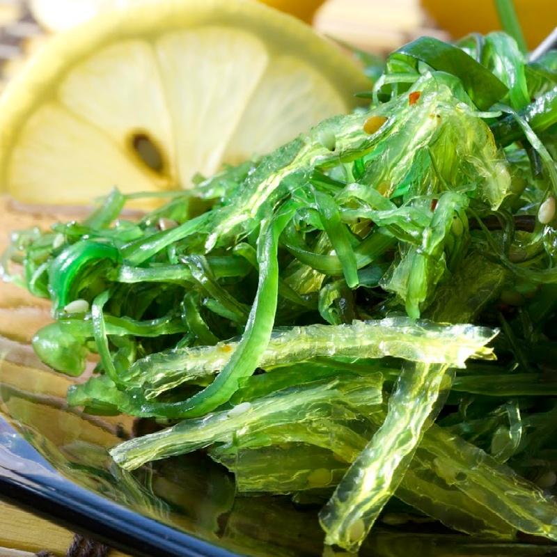 11.Ensalada de algas: Carta y menús de Yoshino