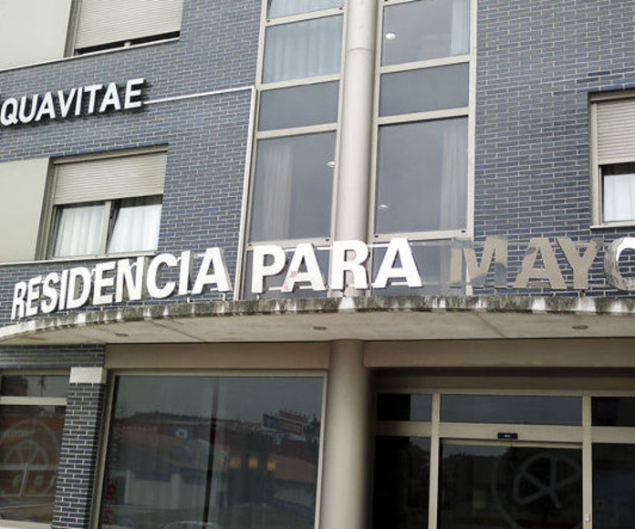 Letras corpóreas en acero - Gijón