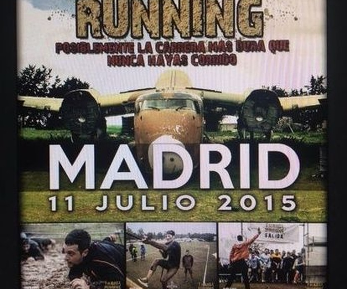 Hard running Madrid 11 Julio 2015