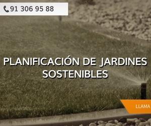 Jardines (diseño y mantenimiento) en Madrid | Jardinería López de la Rica, S.L.