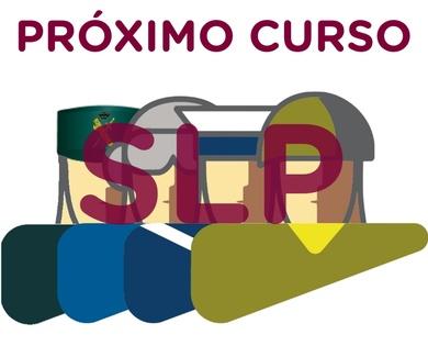 Próximo curso SLP: Plazas limitadas