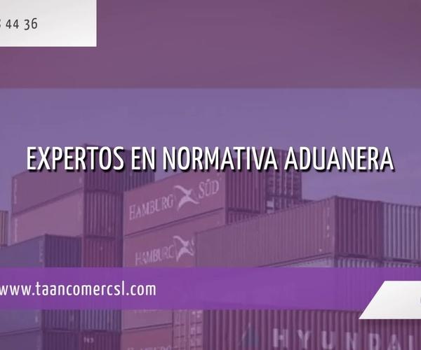 Agentes de aduanas en El Prat de Llobregat | Taan Comerc, S. L.