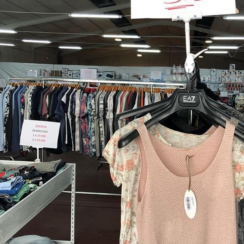 Moda: Nuestros productos de Saturday Trade