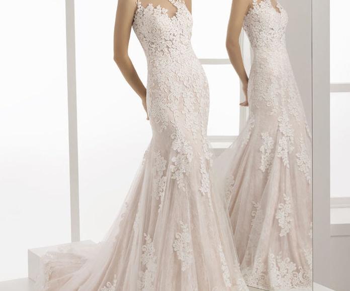 Vestidos de novia: Catálogo de Castill- Piel Novias y Ceremonia