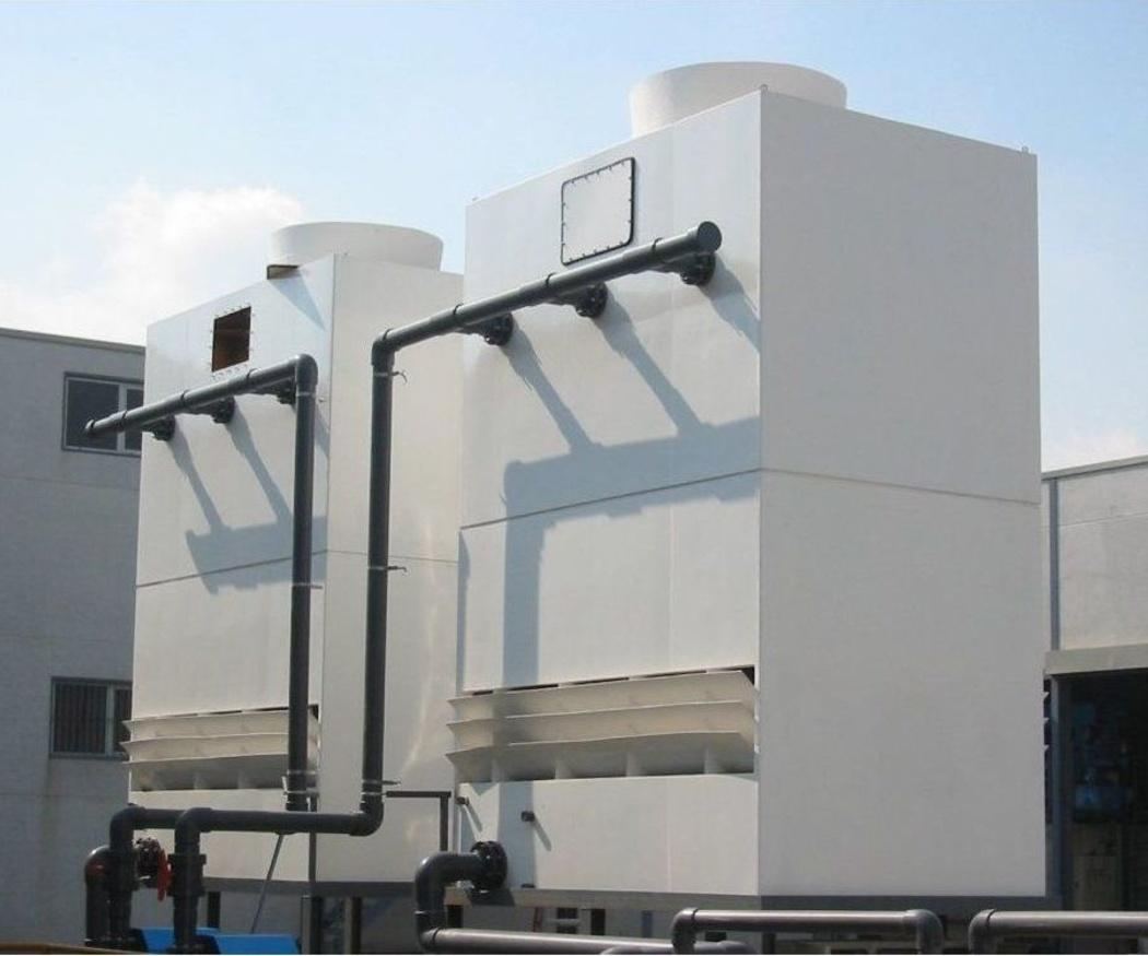 La utilización de sistemas de refrigeración evaporativa en la industria alimentaria