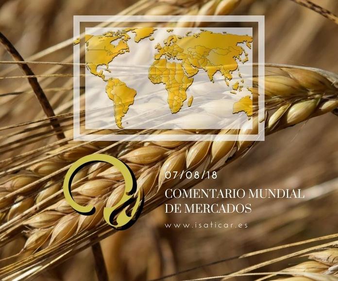 Informe internacional de mercados 07.08.18