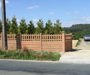 Instalación de vallas en Lugo