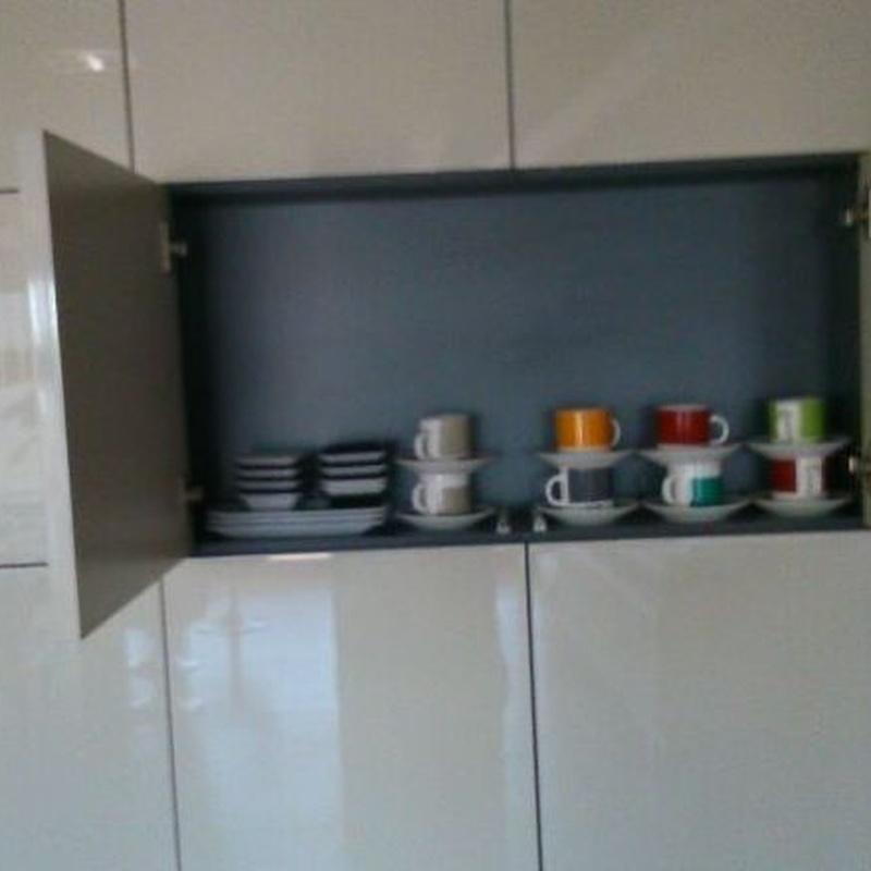 Nuestras Cocinas: Catálogo de Atención al Cliente