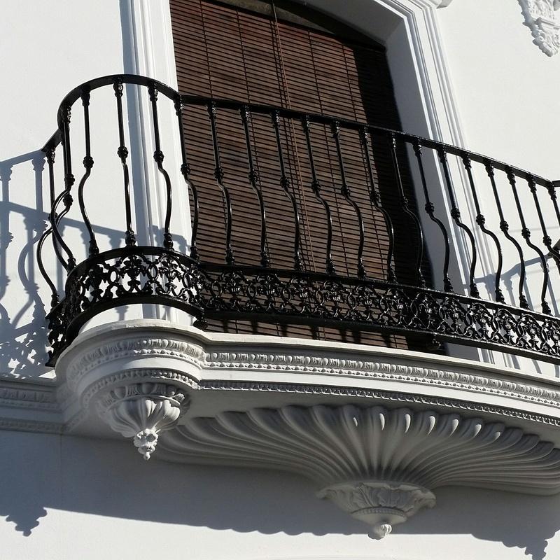 Balcón prefabricado