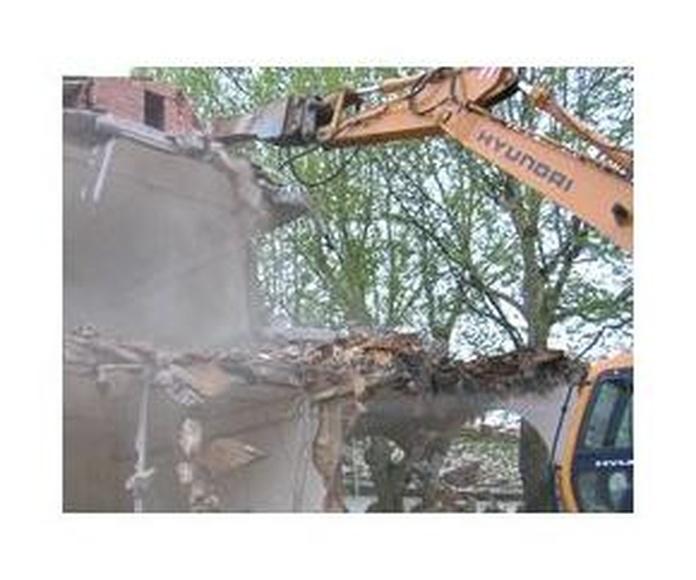 Proyectos : Servicios of Demoliciones Alcar S.A.L.
