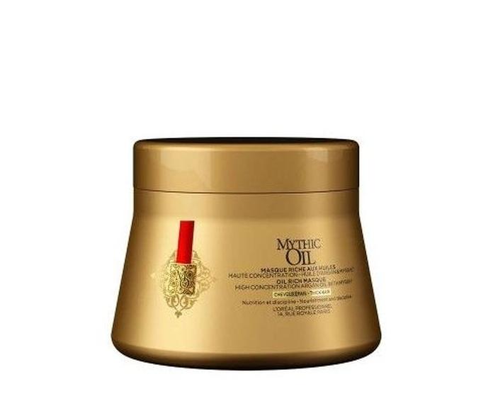 L'Oreal Mythic oil Rich masque Cabello Grueso 200ml