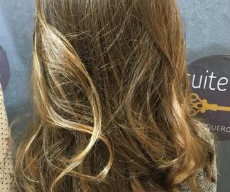 Corte y peinado: Servicios de Suite 20 Salón de Belleza