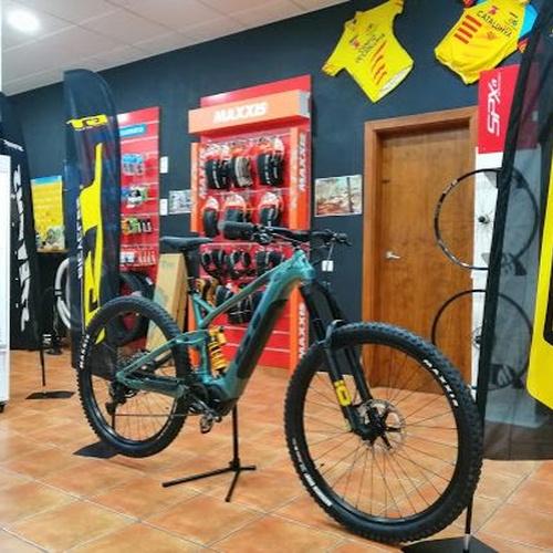 Accesorios para el ciclista y bicicletas Sant Carles De La Ràpita