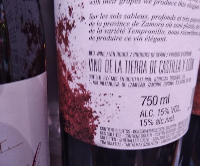 Vinos de la Tierra de Castilla y León en Bilbao
