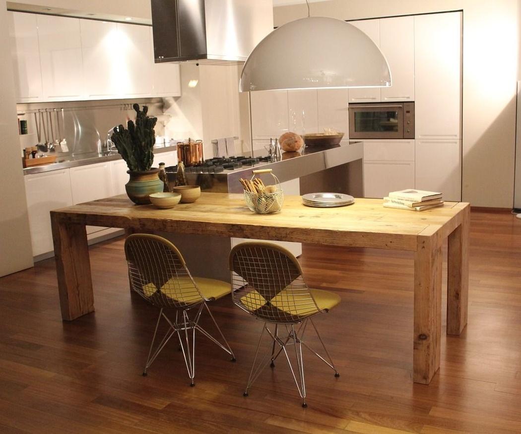 La mesa, un elemento fundamental en cualquier cocina