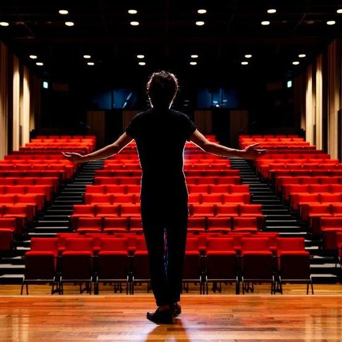 El baile en la formación del actor moderno