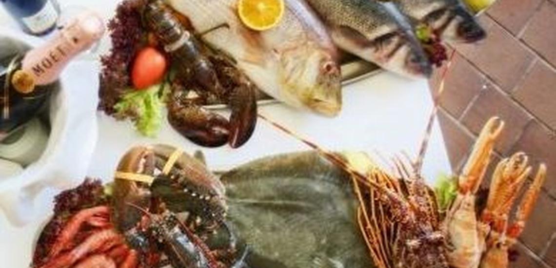 Restaurantes recomendados en Cala d'Or especializado en pescados y mariscos