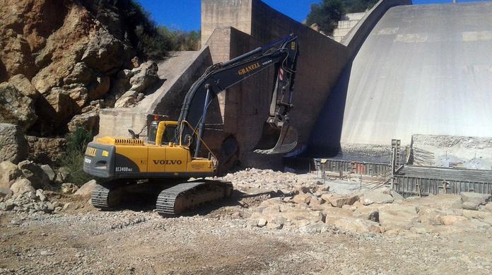 Construcción de obras públicas: Servicios de Excavaciones José Granell