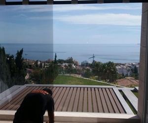 Acristalamiento en Malaga