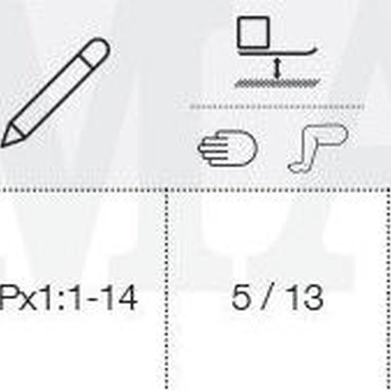 Máquinas de pespunte con motor SERVO: Productos de Cotexma