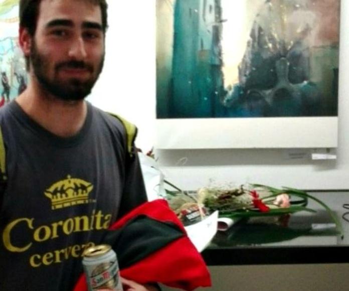 Tercera Mención de Honor Diego Vallejo Garcia