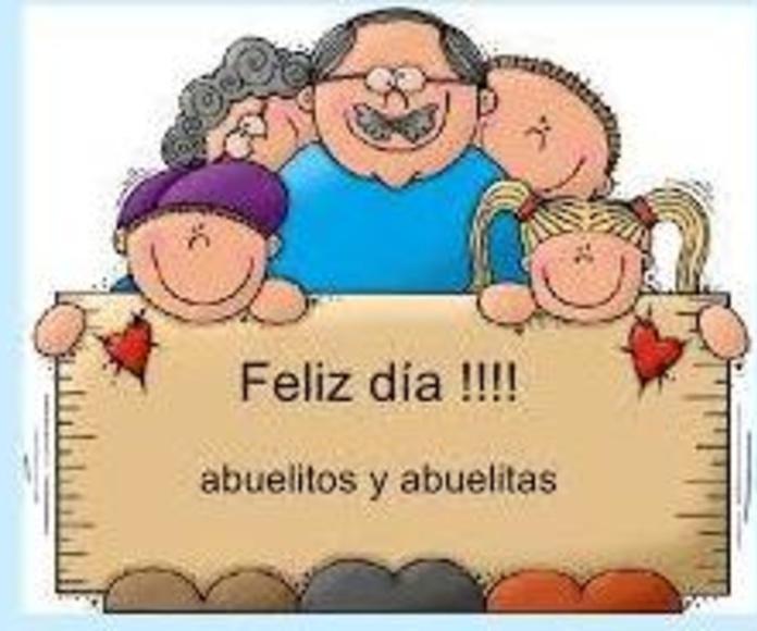 26 de Julio Día de los Abuelos!!!