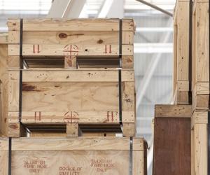 Embalajes de madera de diferentes dimensiones en Fuenlabrada