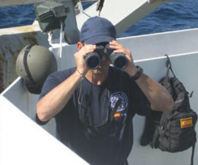 Seguridad marítima: Servicios de Eulen, S.A.
