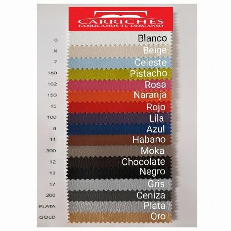 Carta de Colores Polipiel