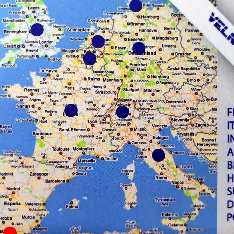 Transporte Internacional por carretera: Catálogo de Velmatrans