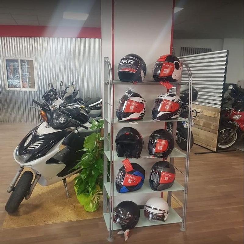 Taller de motos: Taller de motos multimarca de Moto Fuchs