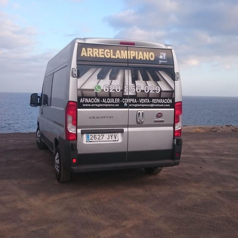 Embalaje y traslado de pianos: Servicios de Arreglamipiano