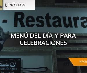 Dónde comer en Tomelloso | Restaurante La Parrilla