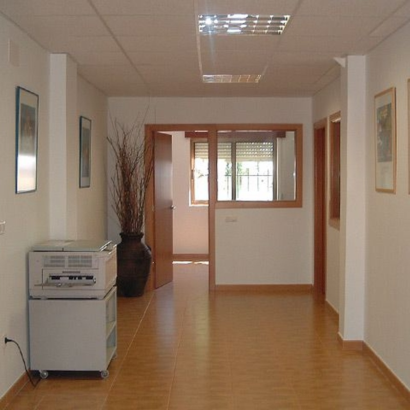 Alquiler de oficinas Zamora
