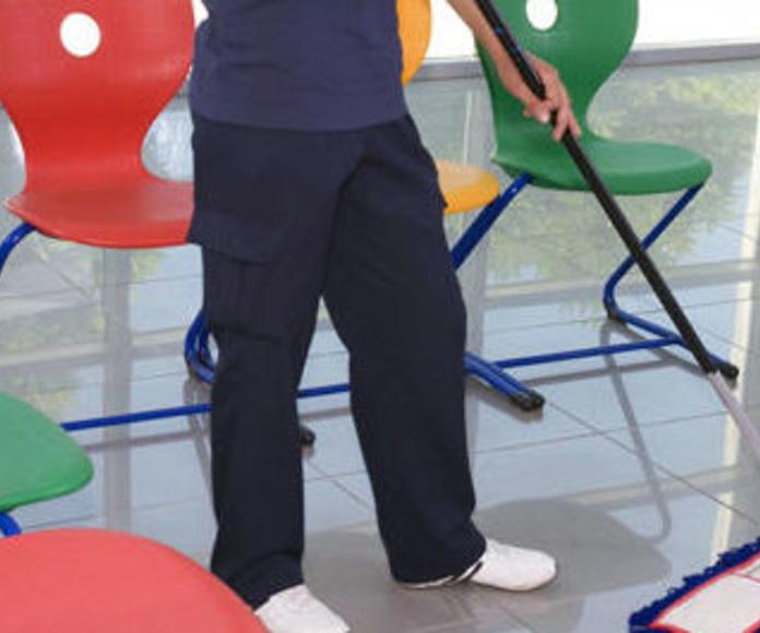 Limpieza de negocios: Servicios de Servicios de Limpieza Pilar Hernández