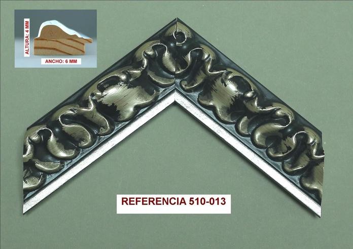 REF 510-013: Muestrario de Moldusevilla