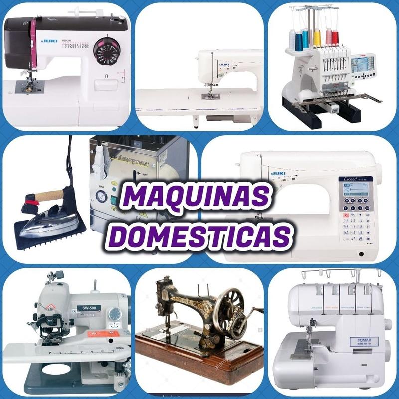 Máquinas domésticas: Productos de Cotexma