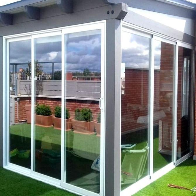Convertir tu terraza de verano en una de invierno