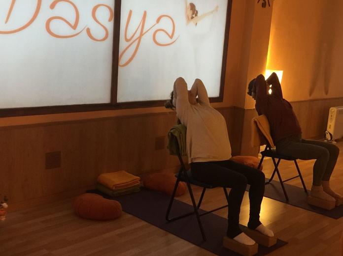 Yoga prenatal: Servicios de Centro Dasya