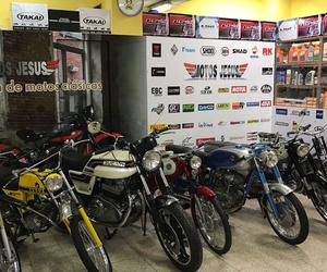 Interior de taller en Ciempozuelos