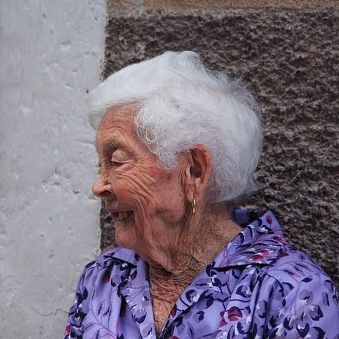 ¿Sabías que alrededor de una cuarta parte de los españoles tiene más de 65 años?