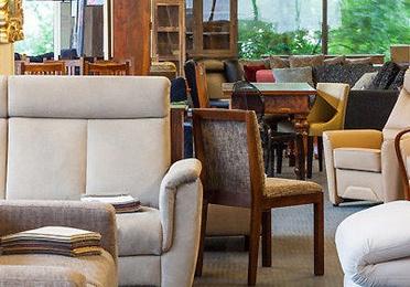 Recogida de muebles nuevos y usados