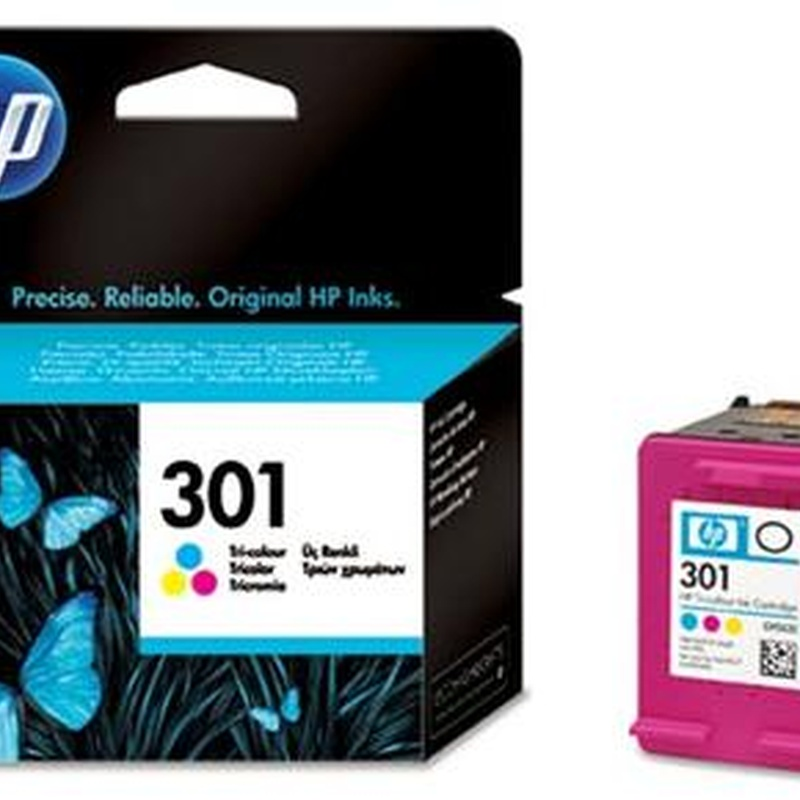 Cartucho HP301Color - CH562EE
