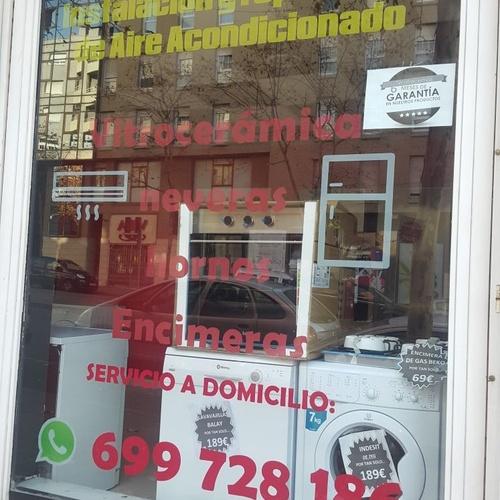 Dale una segunda oportunidad a tu electrodoméstico en Barcelona